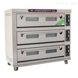 YXD-90三層九盤電烤箱