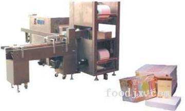 ZBSF/D2020自动叠层套膜封口热收缩包装机