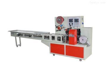异形棒糖扭结包装机