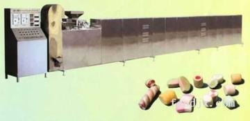 ZKM-300全自动棉花糖生产流水线