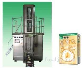 ks250全自动无菌砖型纸合液体包装机