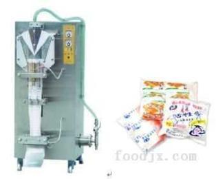 KS1000全自动液体软包装机