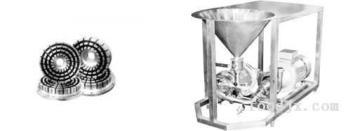 WPL系列高效切乳化均質配料機