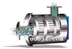 管線式高剪切分散乳化機