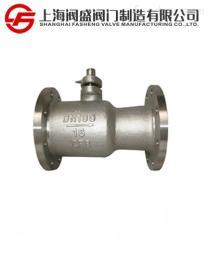 QJ41M不锈钢高温球阀