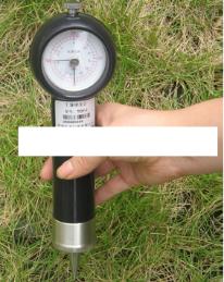 指针式土壤硬度测定计