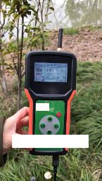 便携式无线土壤墒情综合监测仪