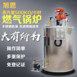 蒸汽发生器价格旭恩500公斤蒸汽锅炉
