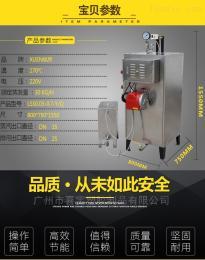 30kg旭恩小型全自动燃油蒸汽发生器节能蒸汽锅炉