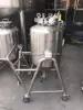 不锈钢粉体料仓储罐