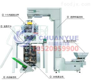 CY-420全自动果脯包装机械