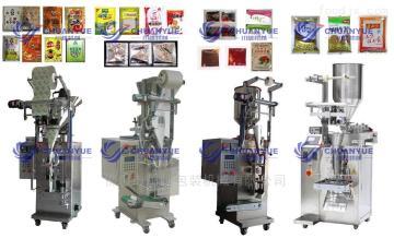 立式全自动坚果食品包装机械