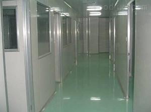 匯眾達杭州凈化工程整體設計驗收一次通過