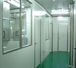 上海洁净厂房设计建造,室内装修与施工