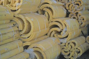 阻燃聚氨酯硬質保溫瓦殼供應商聯系電話