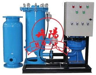 HS中央空調冷凝器自動清洗裝置的技術說明
