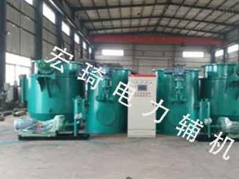 循環水使用清洗系統HQ冷凝器膠球清洗裝置