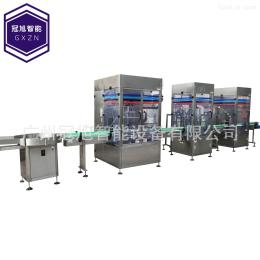 GX-SCX103多头饮料食品灌装机生产线