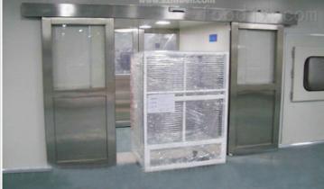 自動門貨淋室