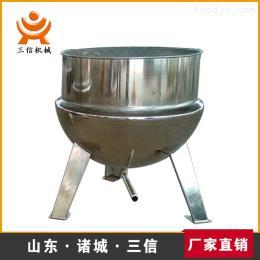 立式蒸汽蒸煮锅   肉制品多功能煮锅