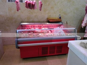 WF-2000XAS广州生鲜冷藏柜冰柜尺寸一般规格