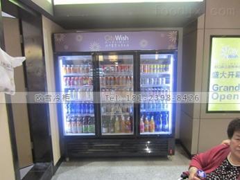 LCB-2100A3Y深圳风冷三门冷藏展示柜价位