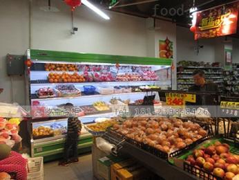 LF-2500AS深圳2.5米贮存水果保鲜柜市场报价