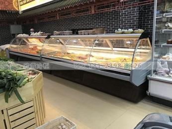 WF-2500SAS東莞找廠家訂購超市熟食冷藏柜