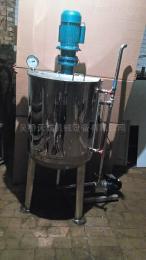 tc-502吉林长春天城设计生产不锈钢真空搅拌储水罐