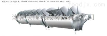 WF—YL一22一09 螺旋順冷機