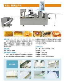 CWFC-Ⅲ不锈钢全自动拉丝面包机