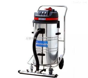 IV-3680P供應孟州廠用推吸式電源線工業吸塵吸水機