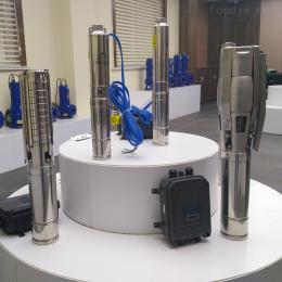 3FLS2.3-140-D48-750FLS太阳能水泵控制箱不锈钢潜水泵光伏水泵