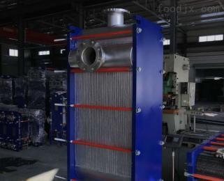 M3M6M10浙江衢州牛奶巴氏杀菌板式换热器食品级专用