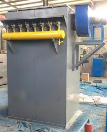 单机脉冲除尘器废气处理设备