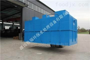 亳州一体化污水净化设备