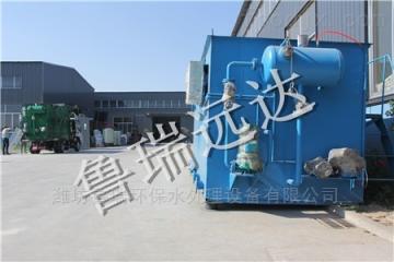 蚌埠一体化污水净化设备