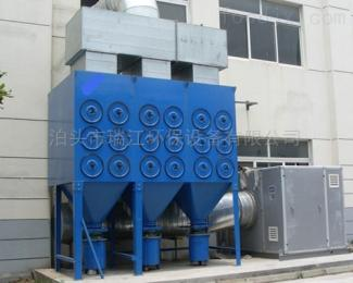 6000滤筒脉冲滤筒除尘器现货供应|瑞江环保质量三包