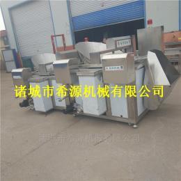 xy-1200型高低温豆泡油炸锅设备