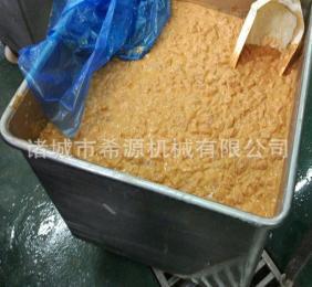 XY—600型魚米花掛面糊機