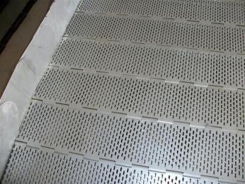 LF-221耐高温冲孔链板 不锈钢清洗链板 输送链板
