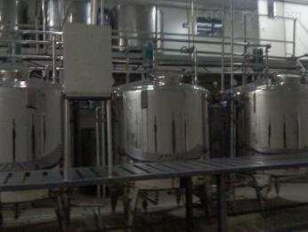 回收食品设备 啤酒饮料厂设备 牛奶设备