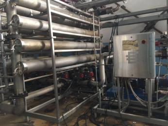 回收大型果汁设备 果糖饮料厂设备 牛奶设备