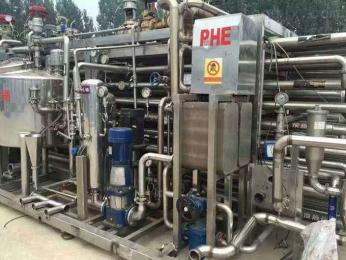 回收乳品设备,饮料厂整厂设备回收