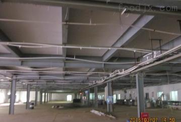 湖南艾華電子潔凈室初步建成