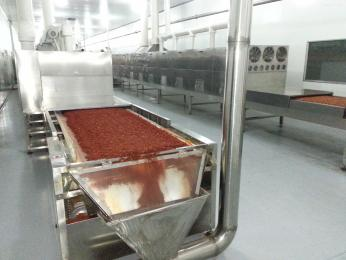 KL26s-4內蒙古肉制品殺菌機 微波臘肉殺菌設備