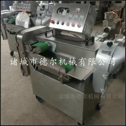 DER-801多功能切菜机 厨房设备 食堂切丝片丁段 剁椒 切辣椒机