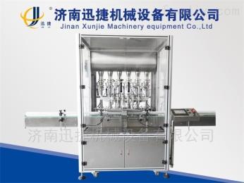 125xj酱料自动灌装生产线