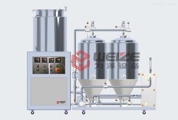 WZ50L100L200L小型精酿啤酒设备