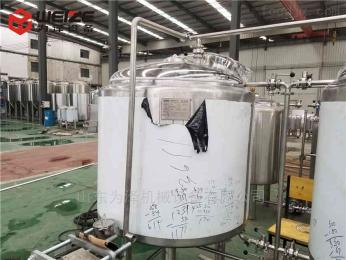WZ2000L-500L啤酒设备